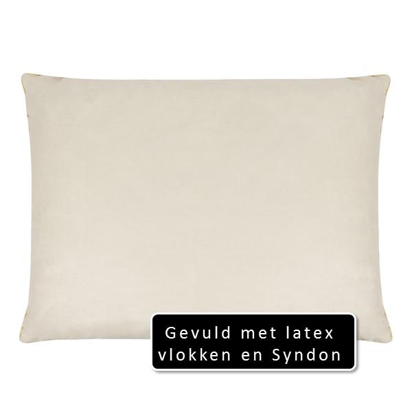 Latex Mix Hoofdkussen Gratis Bezorgd Slaaptevreden Nl