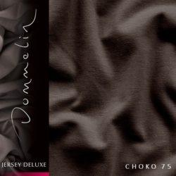 Dommelin hoeslaken Jersey Choco