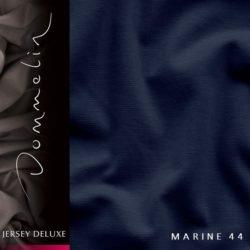 Dommelin hoeslaken Jersey Marine