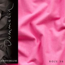 Dommelin hoeslaken Jersey Roze