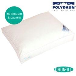 hoofdkussen daunfill polydaun