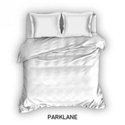 Dekbedovertrek Parklane wit